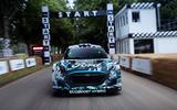 Ford Puma Rally1 WRC Prototype 5