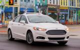 Ford autonomous testing
