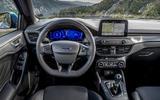 2020 Ford Focus - interior