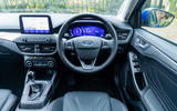 2020 Ford Focus Active X Vignale MHEV - dashboard