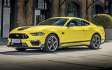 2020 Ford Mustang Mach 1