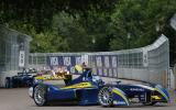 Formula E in Battersea Park