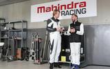 Pininfarina Battista customer preview event - in garage