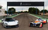 Pininfarina Battista customer preview event - Formula E