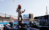 Formula E 2019 season decider in New York - celebrating
