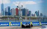 Formula E 2019 season decider in New York - NY skyline