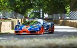 McLaren F1 GTR 2016 Goodwood Festival of Speed