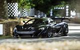 McLaren P1 2016 Goodwood Festival of Speed