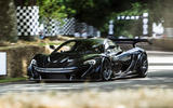 McLaren P1 LM 2016 Goodwood Festival of Speed