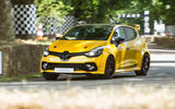 Renault Clio RS16 2016 Goodwood Festival of Speed