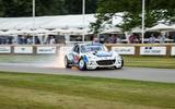 Mazda MX-5 drifting