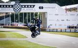 Bike stunts