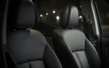Fiat Fullback front seats