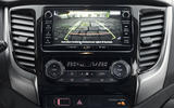 Fiat Fullback infotainment system