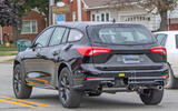 2021 Ford Mondeo camouflaged test mule