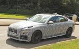 Jaguar XF 2020 spies