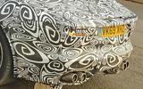 Jaguar F-Type 2020 spyshot rear close