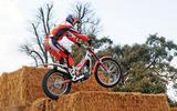 GasGas trials bike