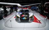 Audi R8 racer