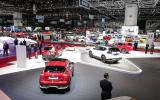 Inside the Geneva motor show