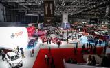 Inside the Geneva motor show