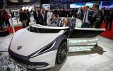 Edag concept car