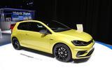 Facelifted Volkswagen Golf