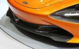 McLaren 720s bumper