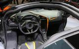 McLaren 720s interior cockpit