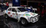 Rally-spec Mk1 Ford Escort