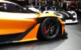 Apollo Arrow hypercar
