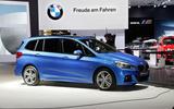 BMW 2 Series Gran Tourer Geneva Motor Show