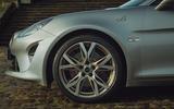 2020 Alpine A110 Légende GT - front wheel