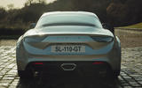 2020 Alpine A110 Légende GT - rear
