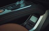 2020 Alpine A110 Légende GT - centre console