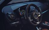 2020 Alpine A110 Légende GT - steering wheel