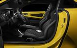 2020 Alpine A110 Color Edition - seats
