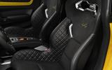 2020 Alpine A110 Légende GT - seats