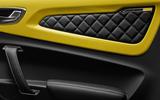 2020 Alpine A110 Légende GT - door panel