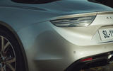 2020 Alpine A110 Légende GT - rear bumper