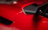 Gentex Aston hybrid mirror front