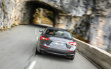 Maserati Ghibli S rear quarter