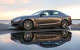 Maserati Ghibli S 3 star car