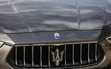 Maserati Ghibli S front grille