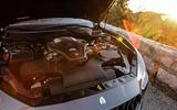 Maserati Ghibli S petrol engine