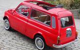 Fiat 500 Giardiniera estate confirmed