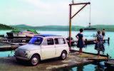 Fiat 500 Giardiniera estate - side