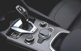 Alfa Romeo Giulia Veloce 2019 first drive review - centre console