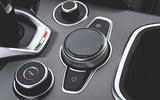 Alfa Romeo Giulia Veloce 2019 first drive review - rotary dial