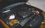 Alfa Romeo Giulia Veloce 2019 first drive review - engine